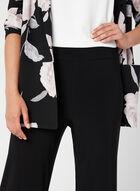 Wide Leg Capri Pants, Black, hi-res