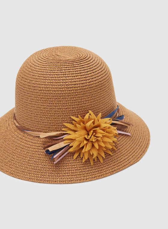Paper Straw Hat, Off White