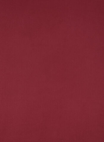 Reversible Pashmina Scarf, Red,  cotton, two tone, fringe, fall 2019, winter 2019