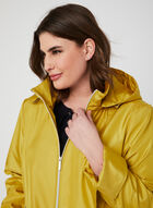 A-Line Raincoat, Yellow, hi-res