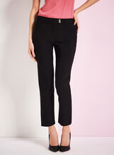 Simon Chang Slim Leg Pants, Black, hi-res