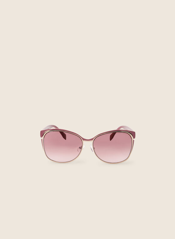 Coloured Sunglasses, Pink