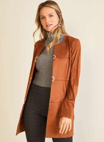 Sleeveless Turtleneck Sweater, Grey,  sweater, sleeveless, turtleneck, rib knit, fall winter 2020