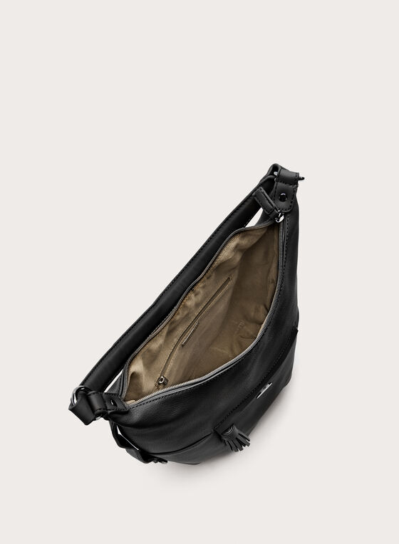 David Jones Paris - Sac fourre-tout porté épaule, Noir, hi-res