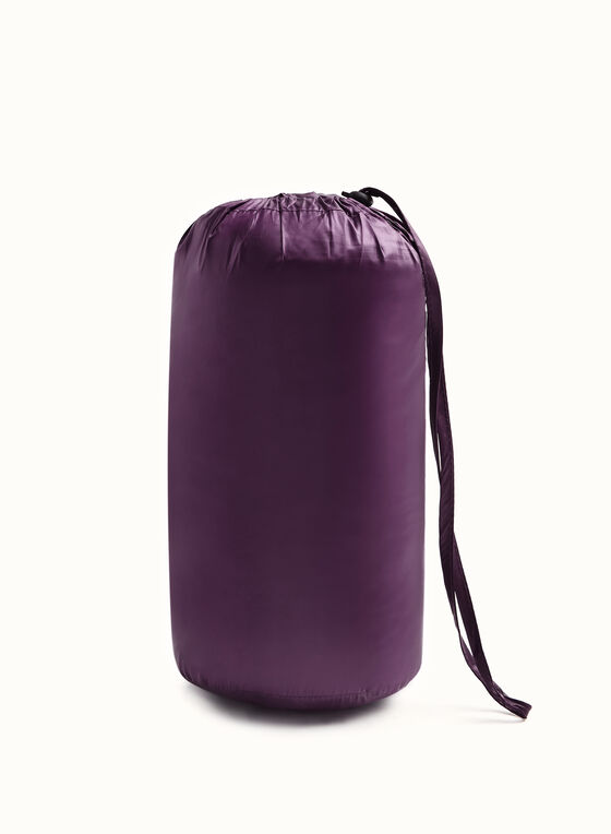 Nuage - Manteau matelassé en duvet compressible, Violet, hi-res