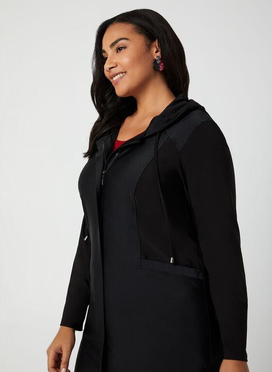 Compli K - Front Zip Jacket, Black