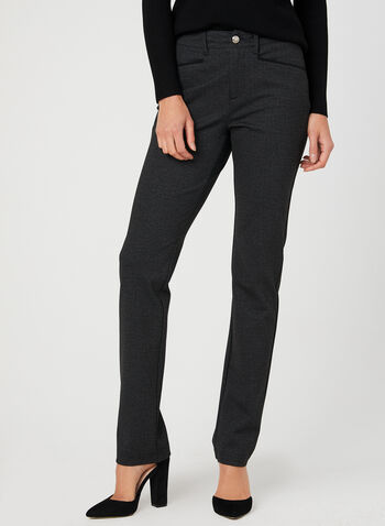 Simon Chang - Signature Fit Pants, Grey, hi-res