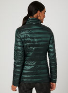 Nuage - Packable Down Coat, Green, hi-res