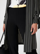 Pantalon pull-on coupe moderne, Noir, hi-res