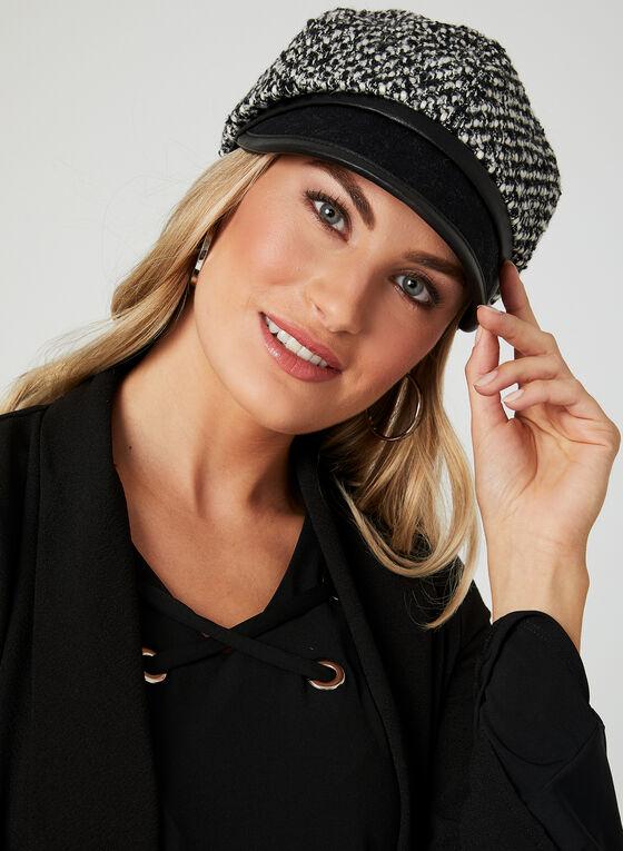 Linea Domani - Lace Up Tunic, Black, hi-res