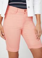 Alison Sheri - Bermuda 5 poches, Orange, hi-res