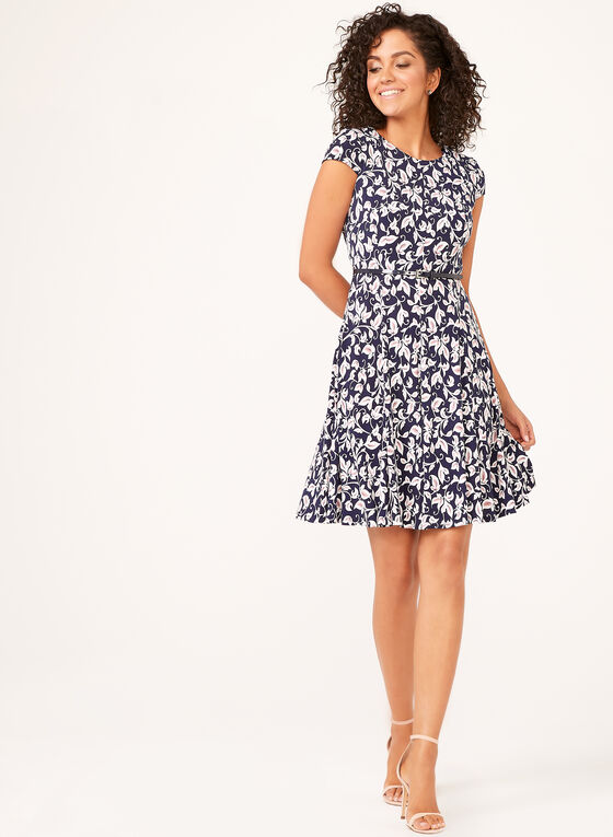 8c4ac5a3393 ... Jessica Howard - Fit   Flare Dress
