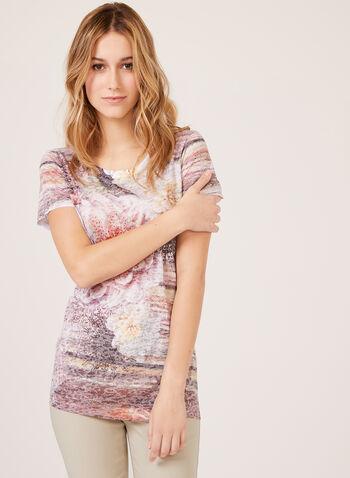 Vex - Tie Dye Print Shirt, Multi, hi-res