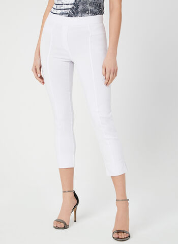Vex - Signature Fit Capris, White, hi-res