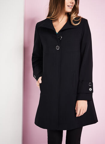 Triple Empire Stitch Coat, , hi-res