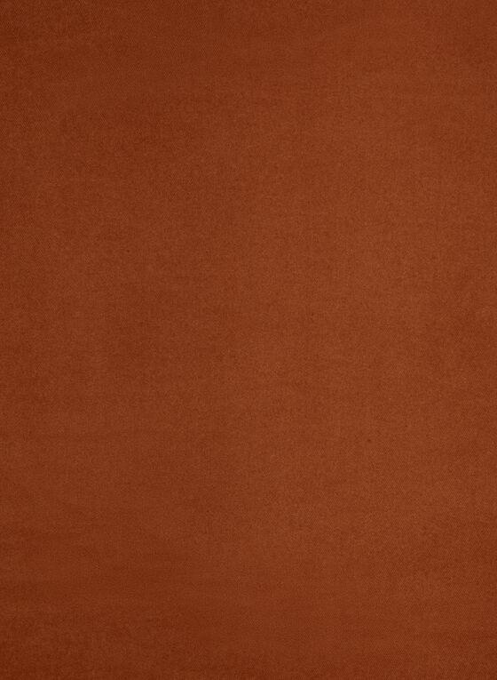 Reversible Pashmina Scarf, Orange