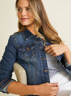 Denim Jacket, Blue