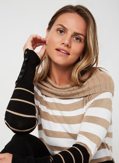 Marilyn Neck Sweater