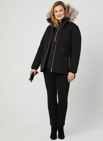 Chillax - Manteau en duvet Artic-Loft®, Noir, hi-res