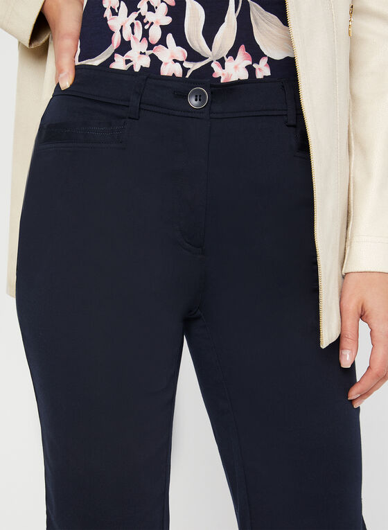Modern Fit Bermuda Shorts, Blue, hi-res