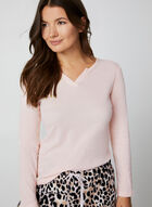 Pillow Talk - Two-Piece Pyjama Set, Pink, hi-res