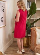 Sleeveless Dress, Pink