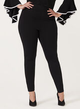Ponte di Roma Leggings, Black, hi-res