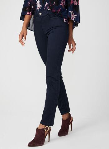 Carreli Jeans – Slim Leg Jeans , Blue, hi-res