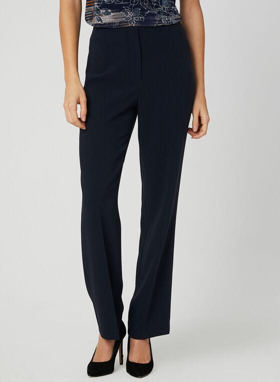 Louben - Signature Fit Pants, Blue, hi-res