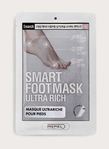 Repiel - Smart Foot Ultra Rich Mask, Multi, hi-res