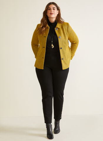 Basic Mock Neck Sweater, Black,  sweater, mock neck, long sleeves, fall winter 2020