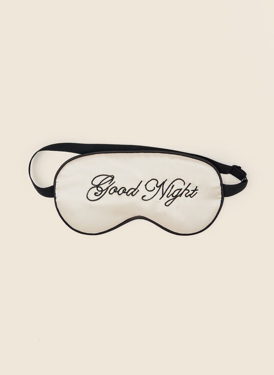 Good Night Eye Mask, Brown