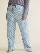 Ensemble pyjama en micropolaire, Gris
