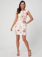 Floral Print Dress, Pink