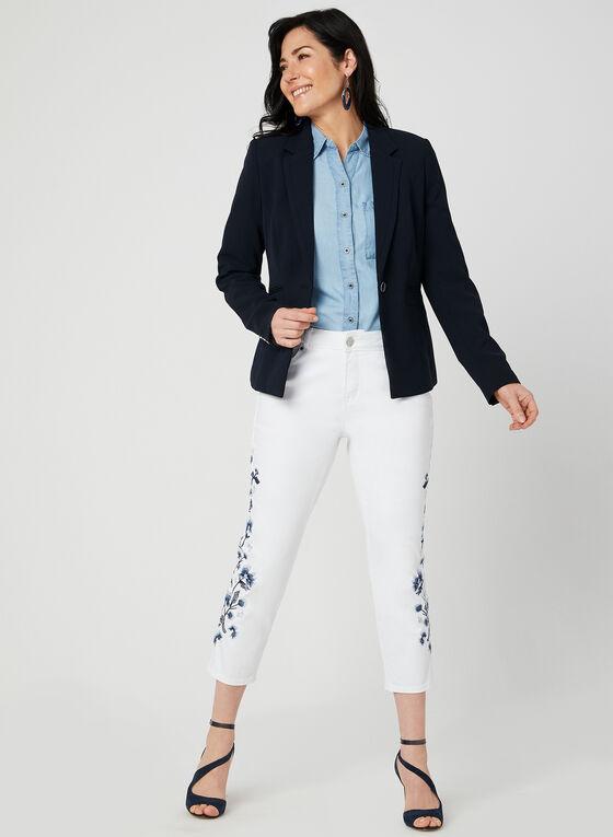 GG Jeans - Tencel Blouse, Blue