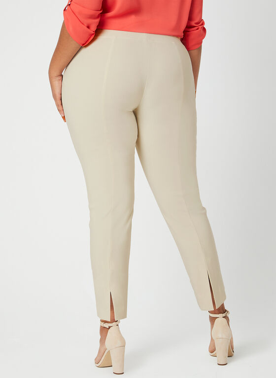 Joseph Ribkoff - Modern Fit Slim Leg Pants, Off White