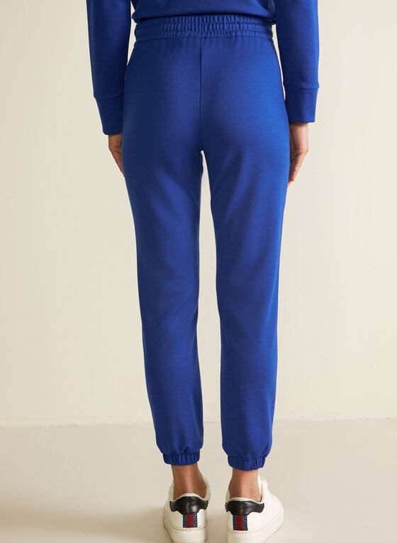 Pull-On Jogger Pants, Blue