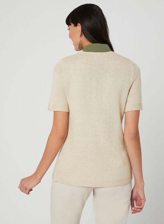 Alison Sheri - Knit Cardigan, Off White