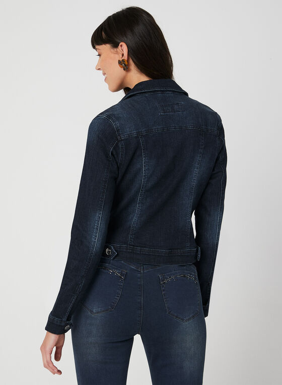 Blossom - Jean Jacket, Blue