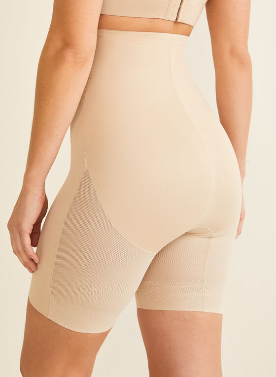 Naomi & Nicole - High-Waist Cooling Shapewear, Off White