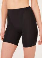Secret Slimmers – Medium Control Mid Thigh Shaper, Black