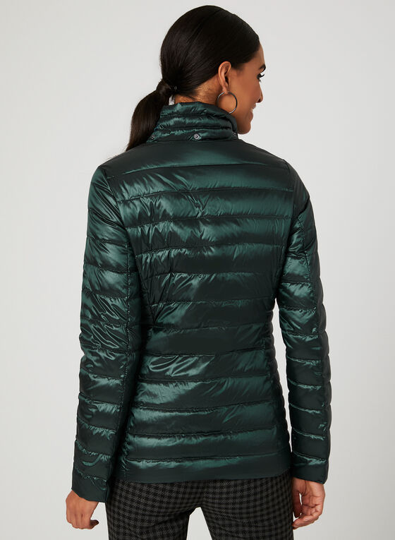 Nuage - Packable Down Coat, Green
