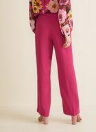 Modern Fit Wide Leg Pants, Pink