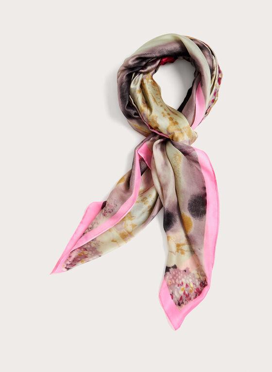 Lightweight Scarf, Pink, hi-res