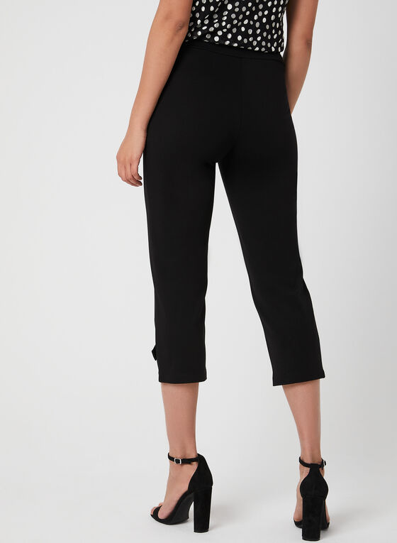 Picadilly - Capri Pants, Black, hi-res