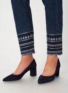 G.G. Jeans - Jeans à jambes étroites , Bleu
