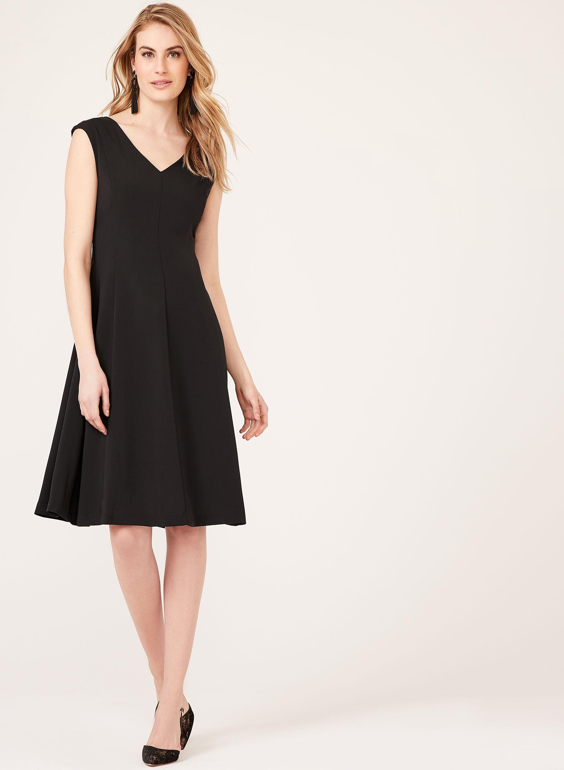 Sleeveless Fit U0026 Flare Dress
