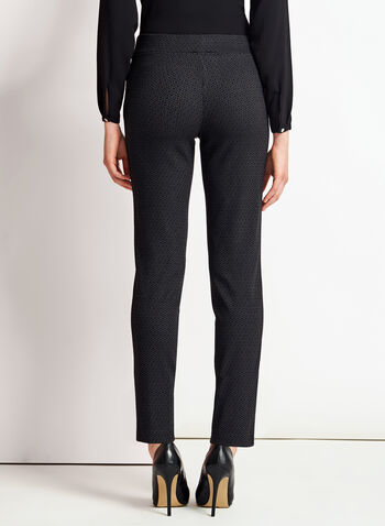 City Fit Pull-On Slim Leg Pants, , hi-res