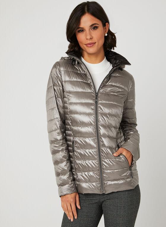 Nuage - Packable Down Coat, Off White