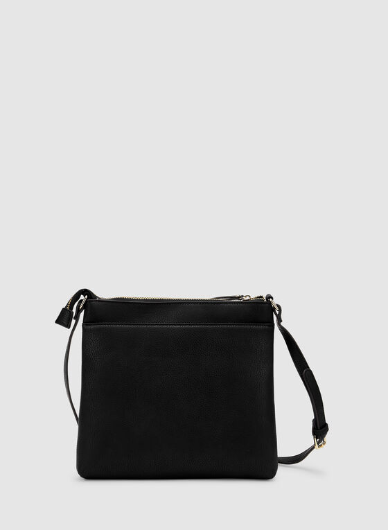 Crossbody Bag, Black, hi-res